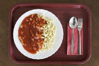 Wie schmeckt das Schulessen in Riesa?
