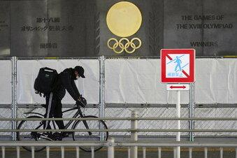 Japan hält an Olympia fest