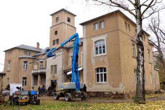 Mord im Schloss Pinnewitz