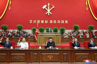 Nordkorea will Militärkapazitäten ausbauen