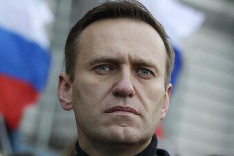 Nawalny drohen neue Ermittlungen
