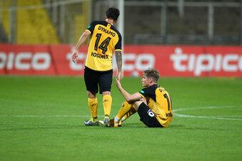 Dynamo geht bei Bayern II unter