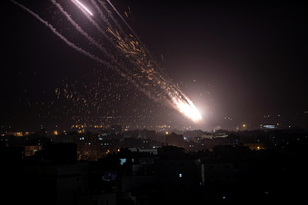 Mehr als 200 Raketen auf Israel geschossen