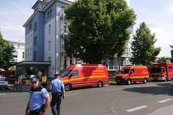 Pflegeheim in Dresden evakuiert