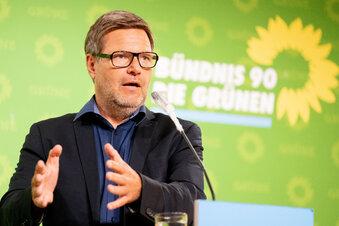 Habeck will nun in den Bundestag