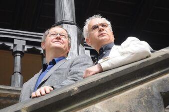 Quasimodo auf der Albrechtsburg