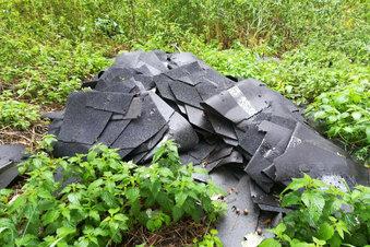 Asbest auf Leisniger Hasenberg entsorgt