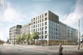 Dresden: Wohnungen für die Friedrichstadt