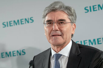 Kaeser gibt Chefposten bei Siemens ab