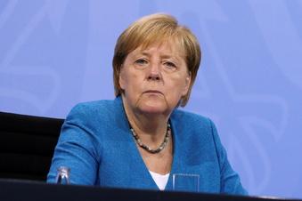 Merkel reist zu Gesprächen mit Putin nach Moskau