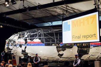 Ermittlungen zu Flug MH17