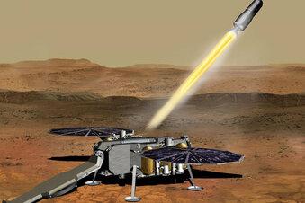 Nasa will Mars-Probe zur Erde schicken