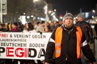 Pegida umgeht Demo-Verbot