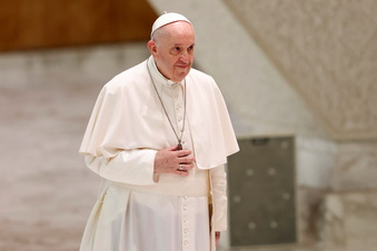 Krankenpfleger rettete Papst Franziskus das Leben
