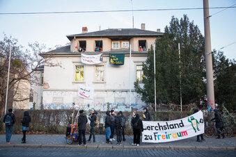 Dresden: Was wird aus den Putzi-Villen?