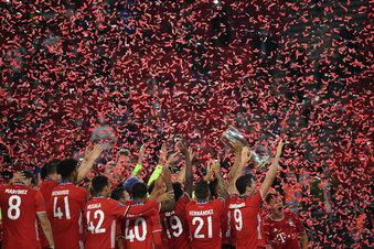 FC Bayern gewinnt auch den Supercup