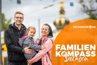 Familienkompass 2020: Wo Dresden einfach spitze ist
