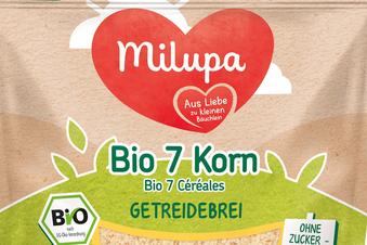 Milupa ruft Brei für Säuglinge zurück