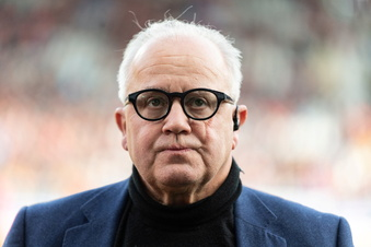 DFB-Präsident Keller verweigert Rücktritt