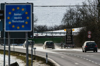 Grenzkontrollen zu Tschechien ab Sonntag