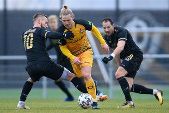 Dynamo gewinnt erstes Spiel des Jahres