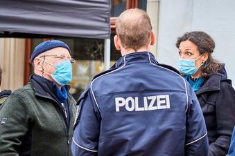 Pirna: Markt-Konzert mit Folgen