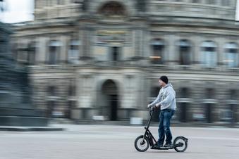 Dresden will Regeln für Elektro-Tretroller