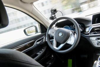 Der Vorreiter beim autonomen Fahren
