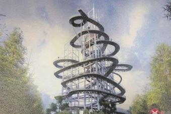 Bad Flinsbergs Turmträume werden Wirklichkeit