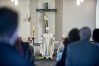 Umbau des Bistums Dresden-Meißen läuft