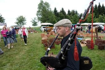 Gartenfest in Schellerhau
