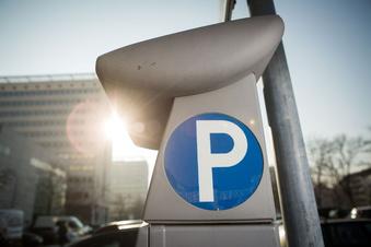 Dresden hebt die Parkgebühren an