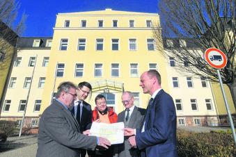 Behördensitz für 20 Millionen Euro