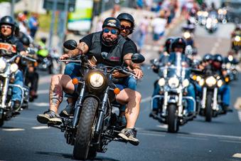 Corona-Absage für die Harley-Tage Dresden