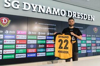 Kreuzer will mit Dynamo ein zweites Mal aufsteigen