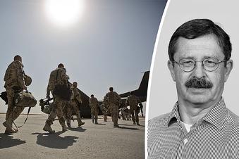 Bundeswehr hat in Syrien nichts verloren