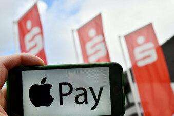 Apple Pay auch mit Sparkassen-Girocard