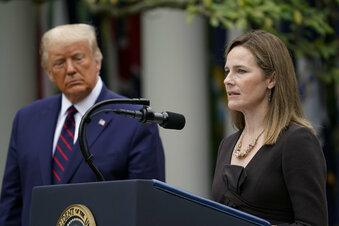 Trump nominiert Ginsburg-Nachfolgerin