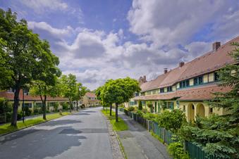 Hellerau auf dem Weg zum Weltkulturerbe