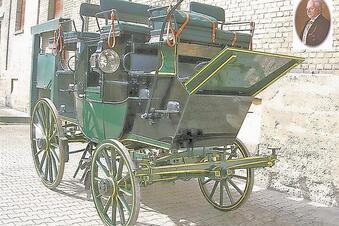 Großenhainer Kutschen in Mannheim aufgetaucht