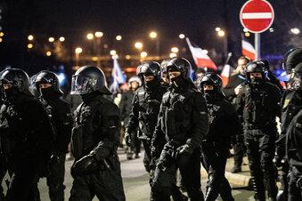 Rechte Gewalt in Sachsen: Zahl der Betroffenen steigt