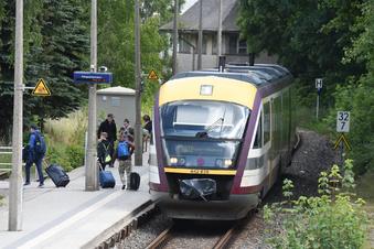 Fahren die Züge der Städtebahn bald wieder?