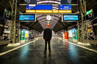 Deutsche Bahn sucht Personal