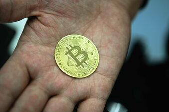 Finanzmärkte im Bitcoin-Rausch