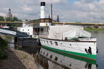 Dresden: Keine Dampferfahrten mehr