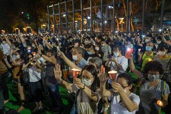 Proteste in Hongkong wachsen wieder
