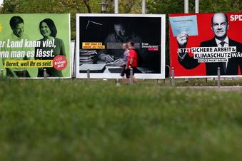 Vorsprung der SPD auf die Union schmilzt