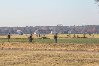 Trotz Corona: Bundeswehr übt wieder auf ihrem Platz