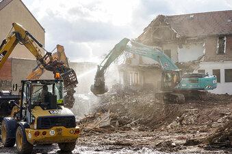 Umstrittener Abriss in Bautzen