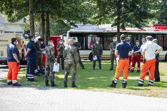 Bundeswehr gegen die Schweinepest